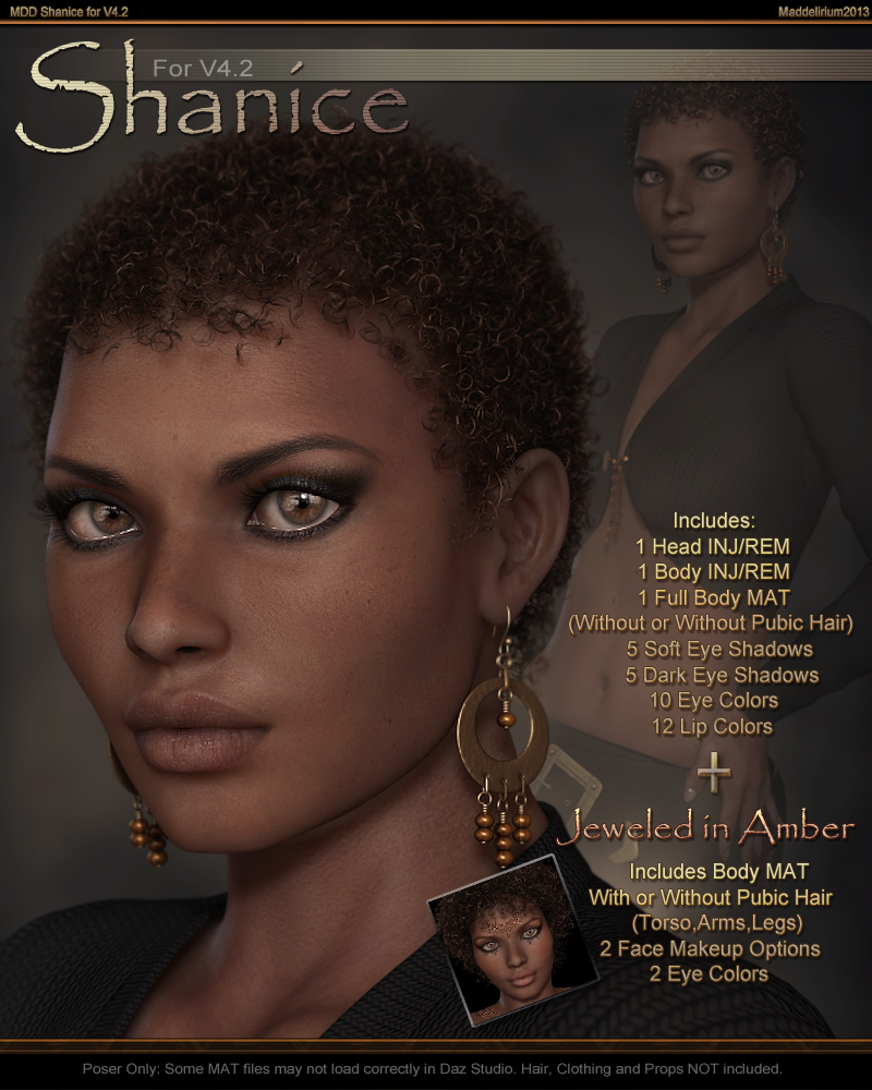MDD Shanice for V4.2