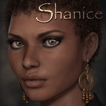 MDD Shanice for V4.2 3D Figure Essentials Maddelirium
