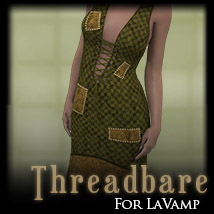 KB-Threadbare for LaVamp Themed Clothing karibousboutique