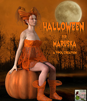 Halloween for Maruska 3D Models 3D Figure Essentials Tipol