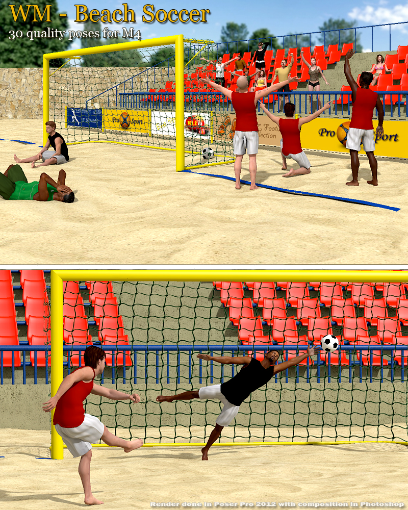 WM Beach Soccer for M4