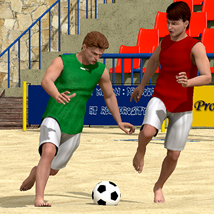 WM Beach Soccer for M4 3D Figure Essentials santuziy78