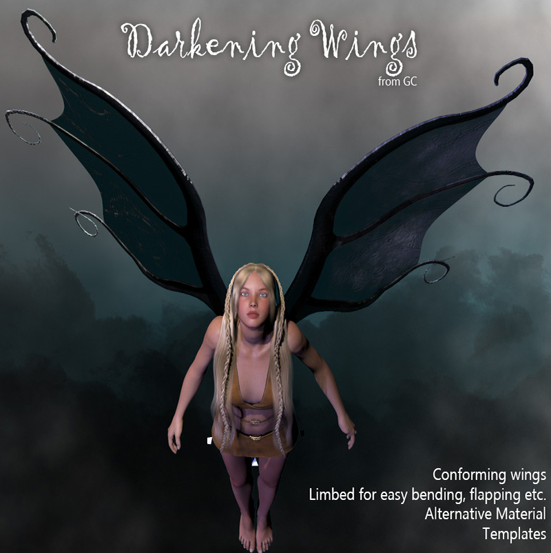 Darkening Wings
