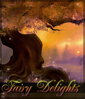 Fairy Delights Backgrounds 2D Sveva