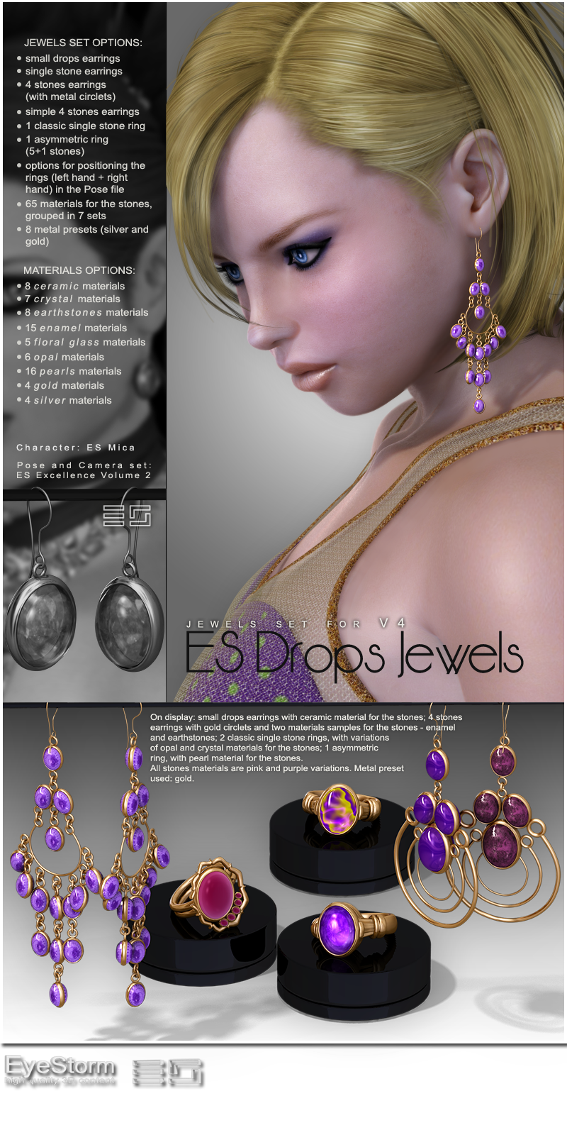 ES Drops Jewels Vol.1