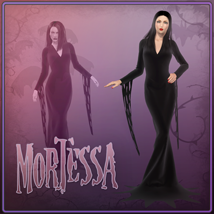 Mortessa Dynamic for V4 and Dawn Clothing Frequency
