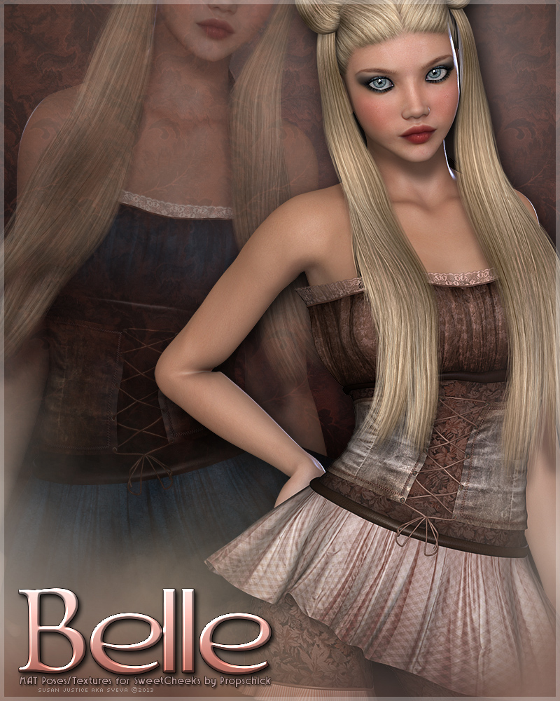 Belle for SweetCheeks