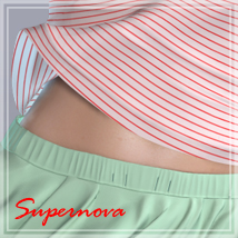 Summer Breeze 3D Figure Assets -supernova-