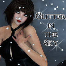 Glitter in the Sky 3D Models PandyGirl
