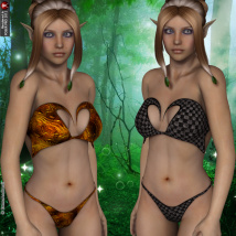 More Is More For Elven Fantasykini image 7