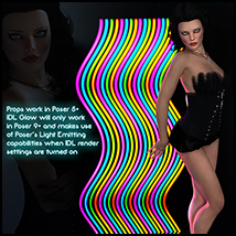 SV's Neon Pinup Props image 2
