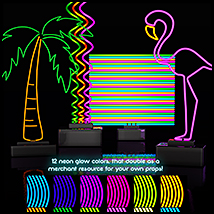 SV's Neon Pinup Props image 4