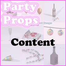 Party Props by 3-D-C image 1