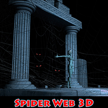 Spider Web 3D 3D Models 1971s