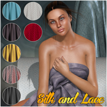 PM - Silk & Lace 2D Graphics Atenais