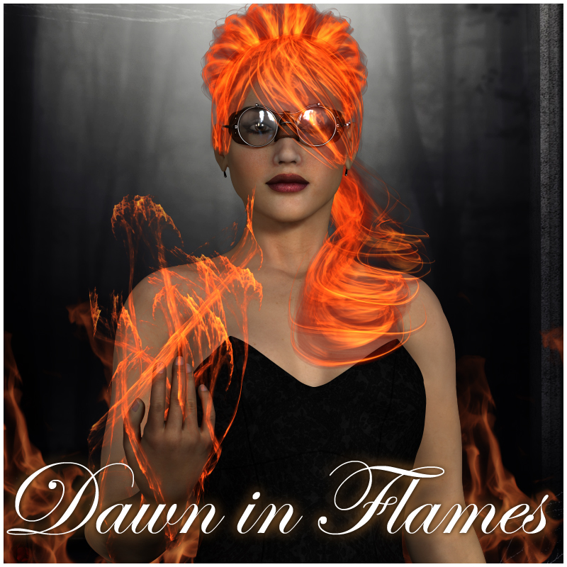 Dawn In Flames