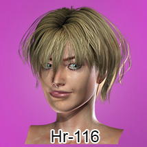 Hr-116 3D Figure Essentials ali