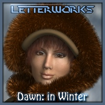 Dawn: in Winter 3D Figure Essentials Letterworks