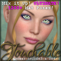 Touchable Rapsody Hair Themed -Wolfie-