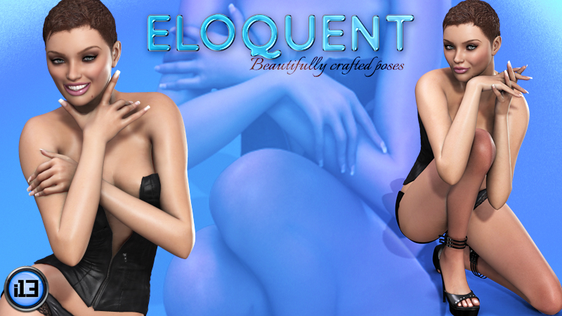 i13 ELOQUENT Pose Collection for V4