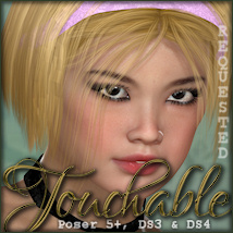 Touchable Sevran Hair Themed -Wolfie-