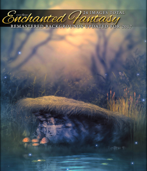 Enchanted Fantasy Remastered 2D Graphics Sveva