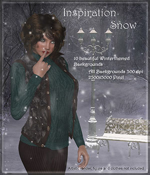 Inspiration-Snow 2D Graphics Artifex-Creations