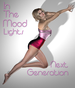 In The Mood - Next Generation 3D Lighting : Cameras SaintFox