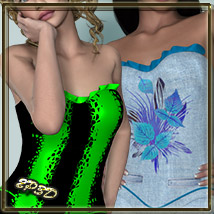 Capresso Clothing 2P3D