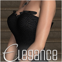 Elegance for Capresso Clothing Themed OziChick