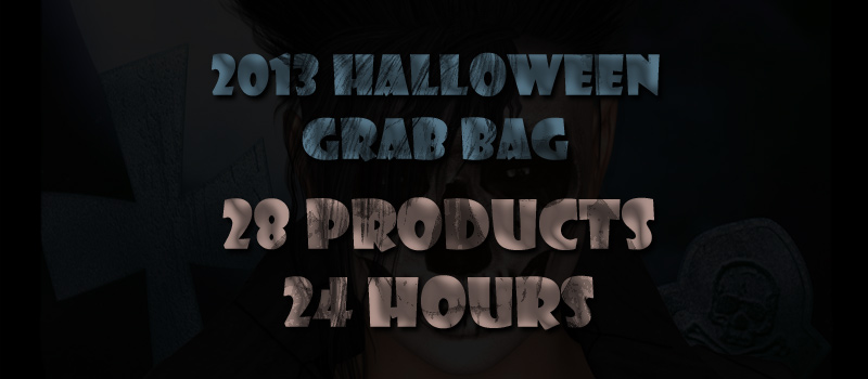 Grab Bag FREE Item 2013