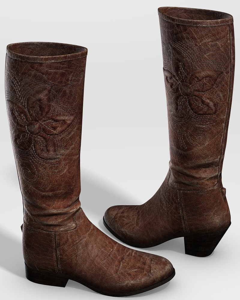New Styles for RidingBoots