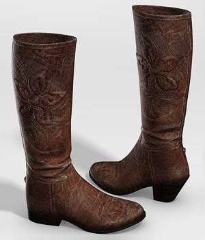 New Styles for RidingBoots Footwear hitman47