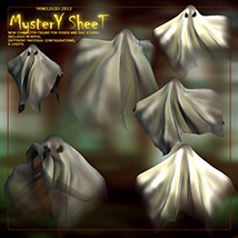Y3D Mystery Sheet image 2