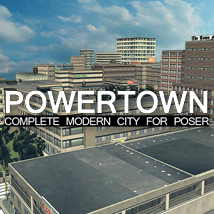 POWERTOWN by powerage