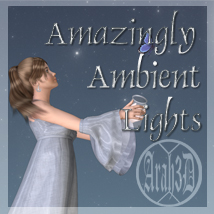 Arah3D Amazingly Ambient Lights for DS Lights OR Cameras Arah