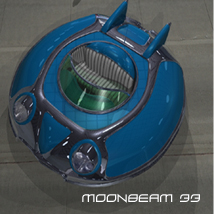 Moonbeam 33 3D Models kanaa