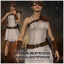 SP - Heroine Outfit for Dawn 3D Models 3D Figure Essentials jonnte