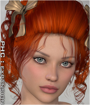 PHC : Aurillac Hair Themed P3D-Art