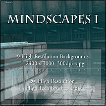 doarte's MINDSCAPE I 2D And/Or Merchant Resources doarte