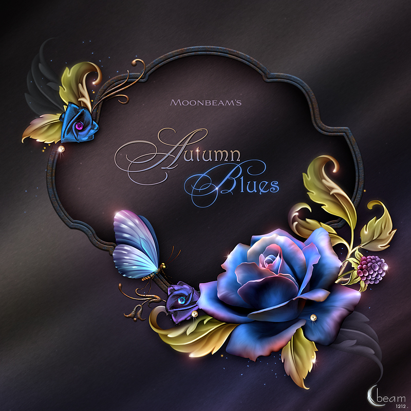 Moonbeam's Autumn Blues