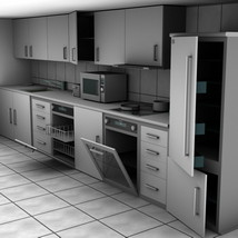 Modern Kitchen image 1