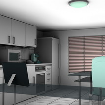 Modern Kitchen image 3