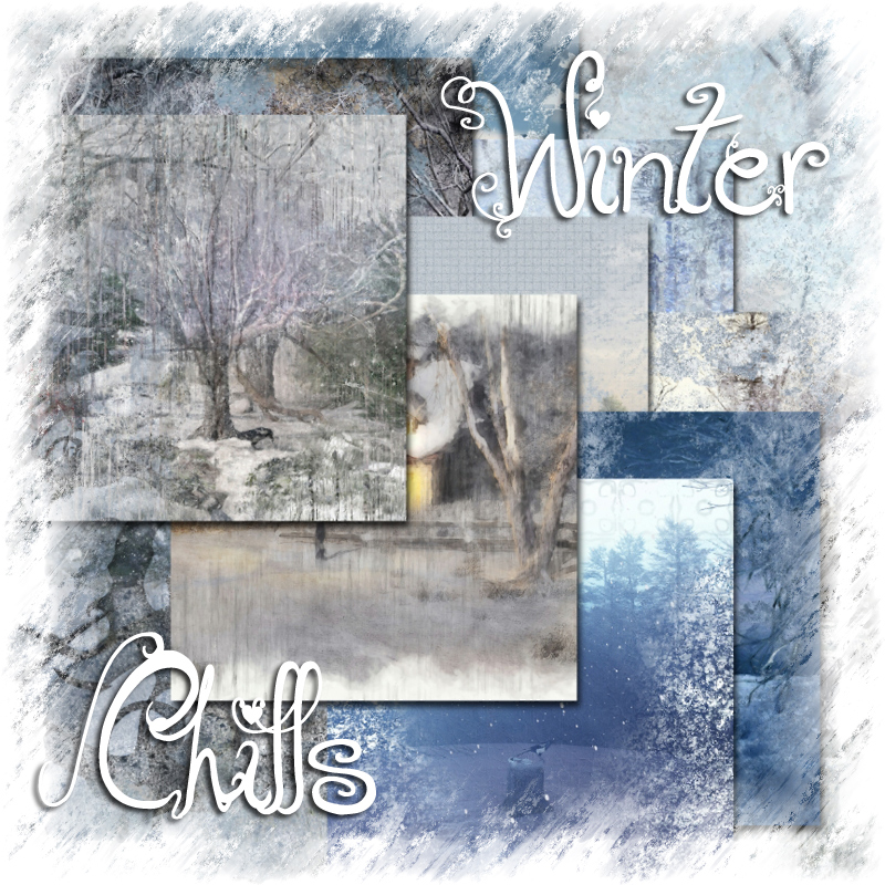 Winter Chills Backgrounds
