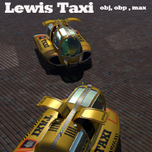 Lewis Taxi Software Themed kanaa