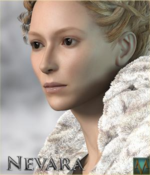MRL Nevara Software Themed Characters Mihrelle