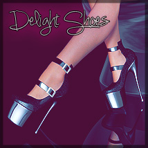 Delight Shoes 3D Figure Essentials SynfulMindz