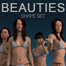 Beauties 3D Figure Essentials Balivandi