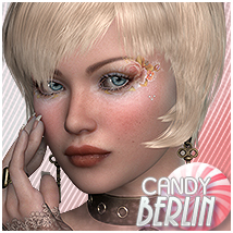 Candy Berlin Hair Themed Sveva