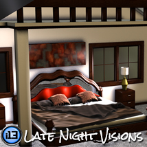 i13 Late Night Visions 3D Models ironman13